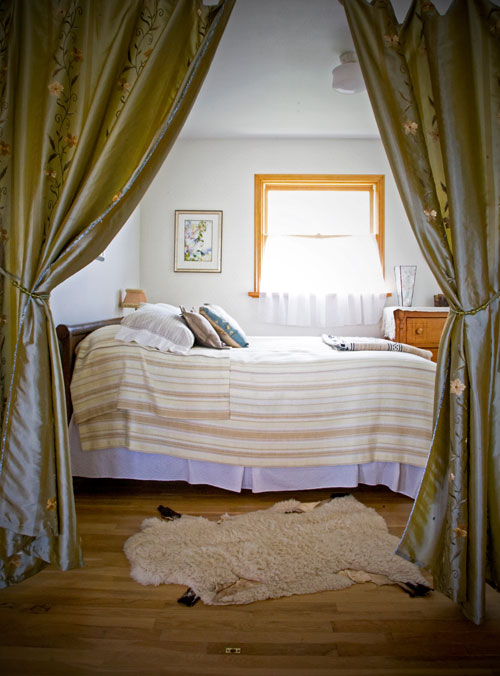 Photo: Monteillet Farm Stay - Bedroom at The Gite (Holiday Home)