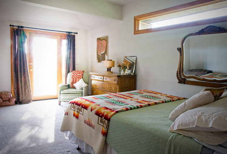 Photo: Monteillet Farm Stay - Master Bedroom at The Gite (Holiday Home)