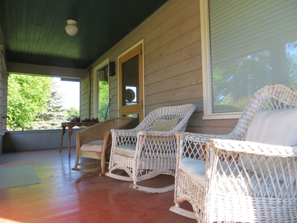 Relax on the Front Porch   Monteillet Fromagerie