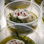 Provencal, a Soft Cheese with Rosemary. Photo by Steve Scardina