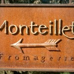 Monetillet Fromagerie Sign Photo by Steve Scardina.