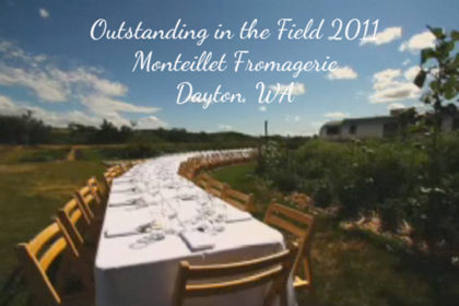 Outstanding in the Field 2011